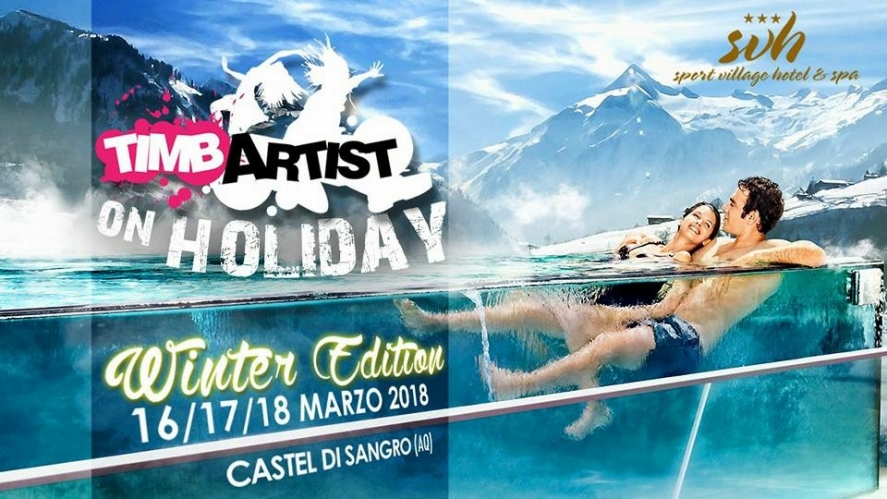 TIMBARTIST on HOLIDAY 2018...Winter Edition!!